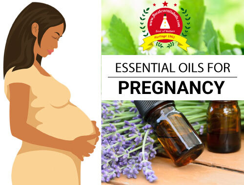 Essential Oils for Pregnancy