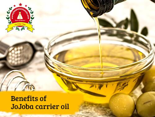 benefits of jojoba carrier oil