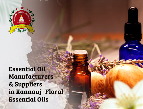 essential oil manufacturers